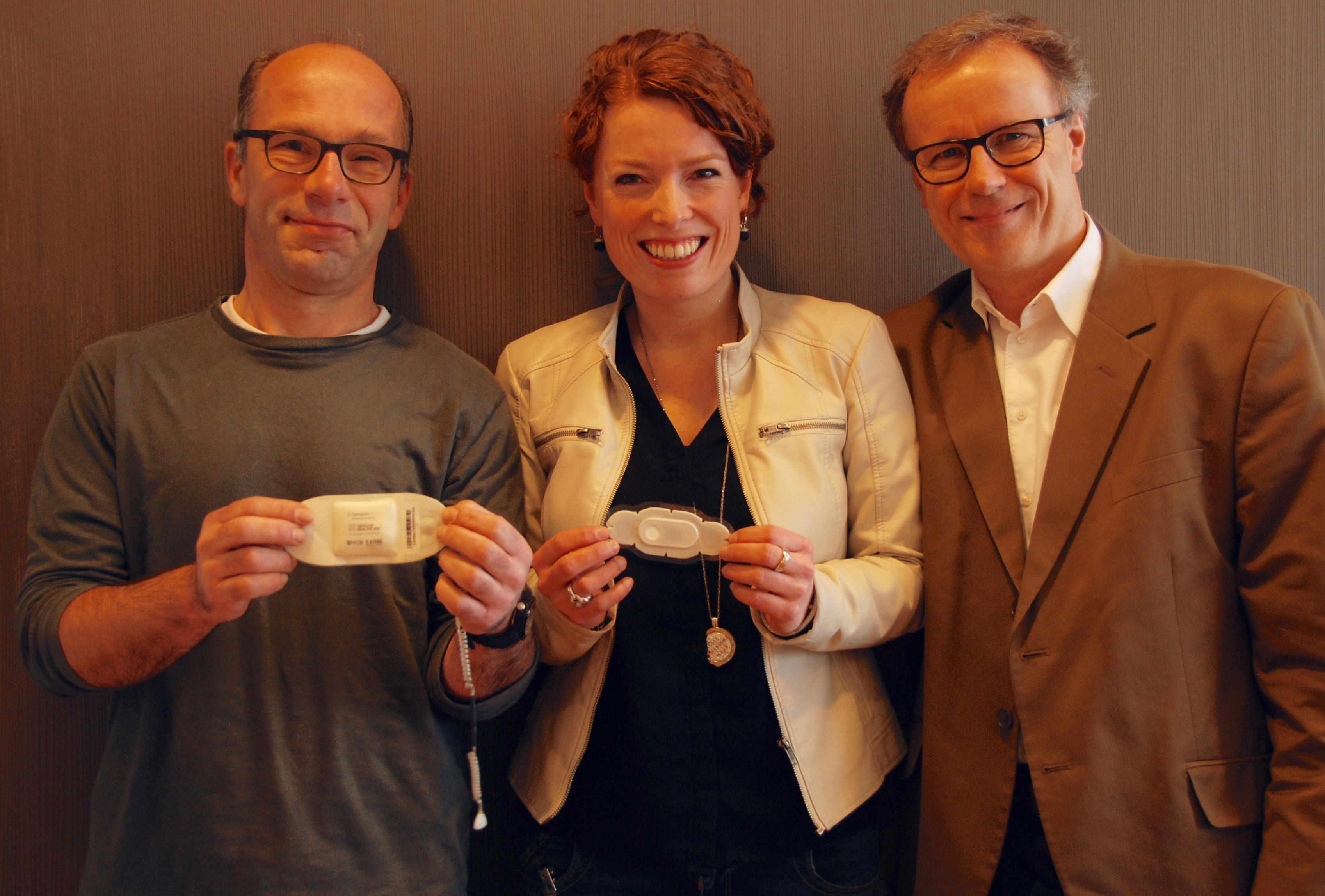 Dr. Taco Blokhuis, Martine en Prof. dr. Cor Kalkman