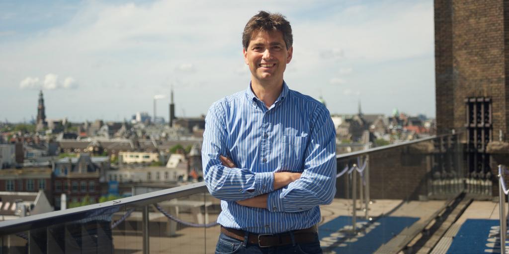 Geert-Jan Bruinsma oprichter Booking