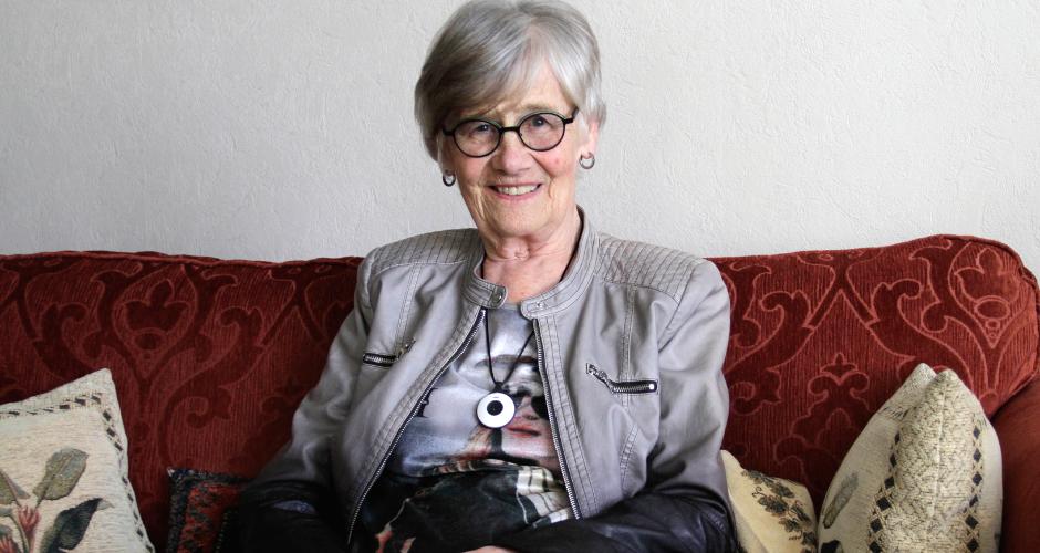 Marry Schenkeveld gebruiker seniorenalarm