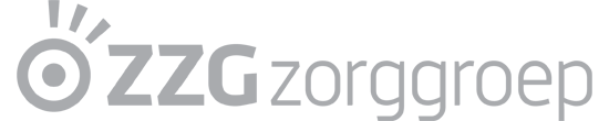 Logo van onze klant ZZG Zorggroep