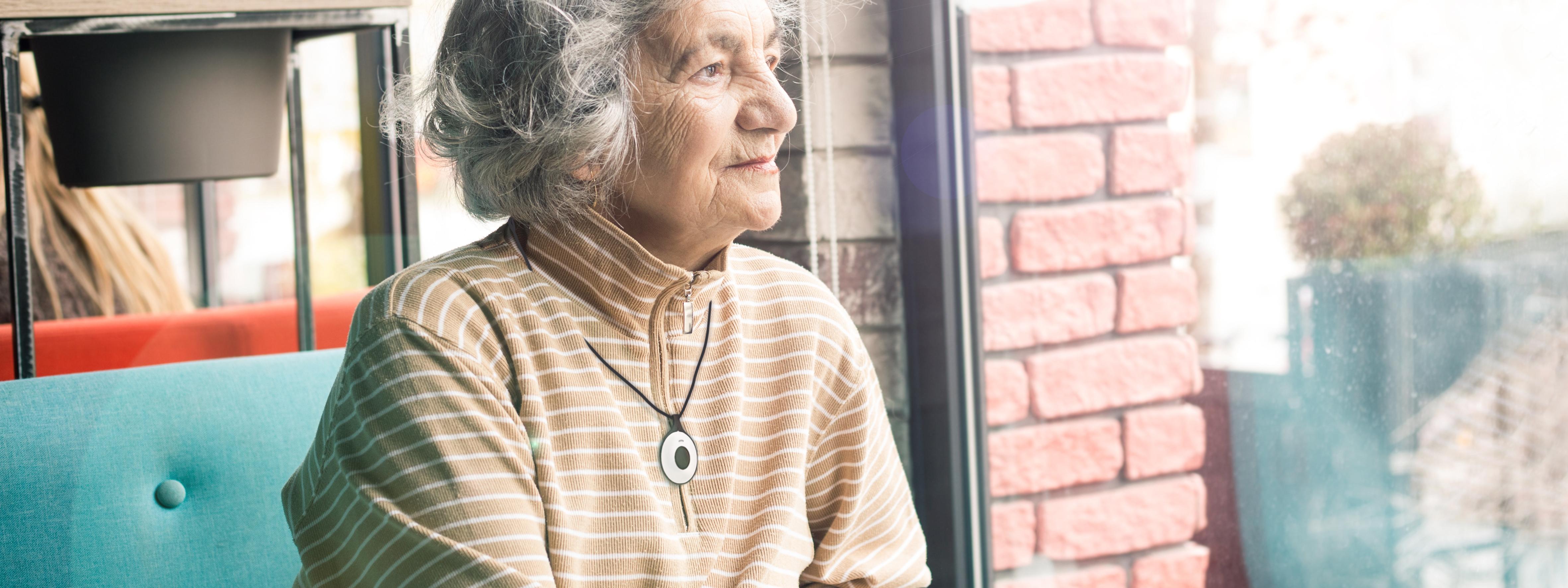 Persoonsalarmering helpt langer veilig thuis te wonen