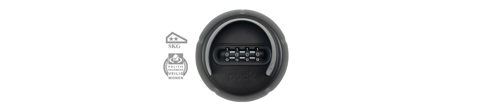 cKey Pin Plus sleutelkluisje met SKG keurmerk