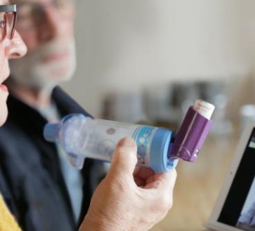 Altijd in beeld met COPD thuismeten