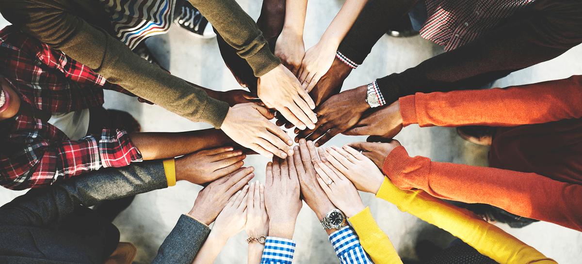 samenwerken is de sleutel